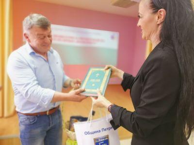 """НП""""Иновации в действие"""" Враца - ОУ Васил Левски - Враца"""