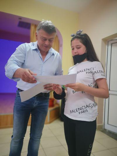 Награждаване ГО - 2021г. - ОУ Васил Левски - Враца