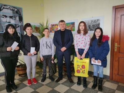 Наградени ученици  - ОУ Васил Левски - Враца